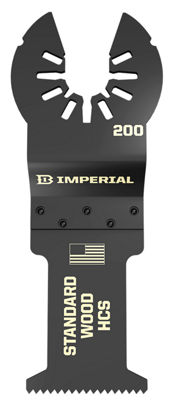 Imperial Blades Llc Iboa200-1 1-1/4IN One Fit FastWood Hcs Blade