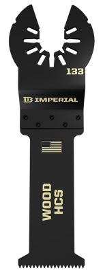 Imperial Blades Llc Iboa133-1 1-1/4IN One Fit DeepWood Hcs Blade