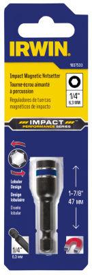 "Irwin 1837533 1/4"" X 1-7/8"" Impact Nutsetter"