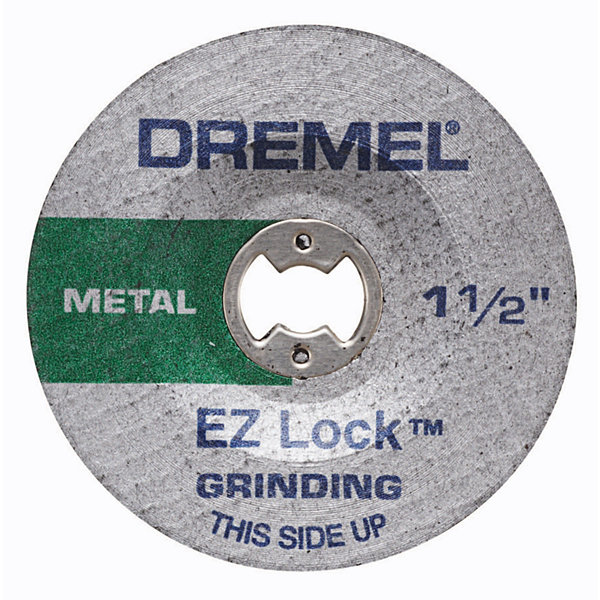 Dremel Ez541Gr 1-1/2IN Diameter Grind Wheel 2 Count