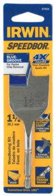 Irwin 87924 1-1/2IN X 4IN Flat Bit