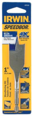 Irwin 87916 1IN X 4IN Flat Bit