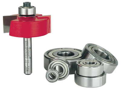 Freud 32-504 Multi Rabbet Bit Set