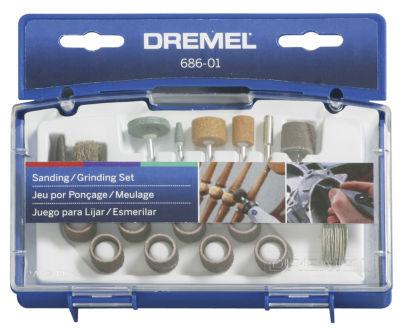 Dremel 686-01 31 Piece Sanding & Grinding Accessory Kit