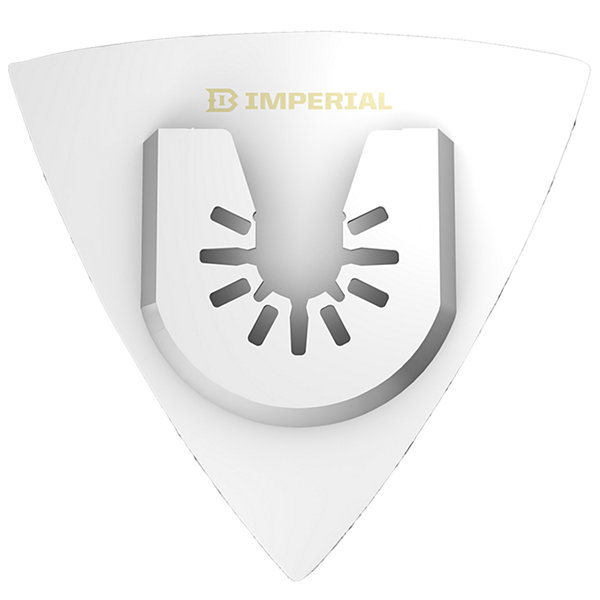 Imperial Blades Llc Iboa620-1 2.5IN One Fit Triangular Carbide Blade
