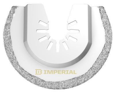 Imperial Blades Llc Iboa610-1 2-1/2IN One Fit Segmented Carbide Blade