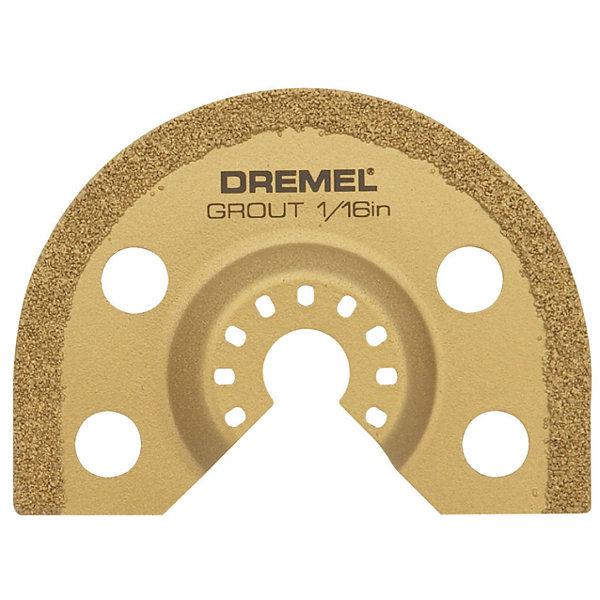 "Dremel Mm501 1/16"" Grout Removal Blade"""