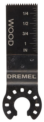 Dremel Mm440 3/4IN Wood Flush Cut Blade