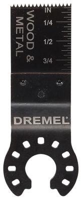 Dremel Mm422 3/4IN Wood & Metal Flush Cut Blade