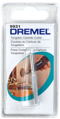 Dremel 9931 Structured Tooth Cutter Bit