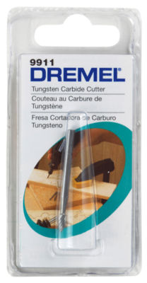 "Dremel 9911 1/8"" Tungsten Carbide Cutter"
