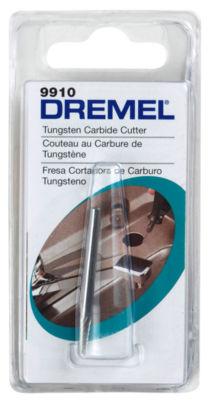 "Dremel 9910 1/8"" Tungsten Carbide Cutter"""