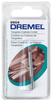 "Dremel 9904 3/32"" Tungsten Carbide Cutter"