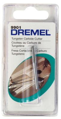 "Dremel 9901 1/8"" Tungsten Carbide Cutter"