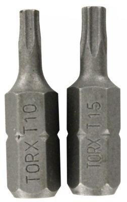 Irwin 3514962C Steel Torx Insert Bit Set 2 Count