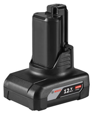 Bosch Bat420 4.0 Ah 12 Volt Max High Capacity Battery