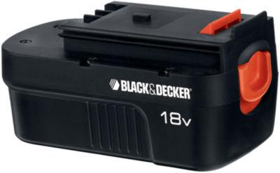Black & Decker Power Tools Hpb18 18 Volt Spring Loaded Slide Battery Pack