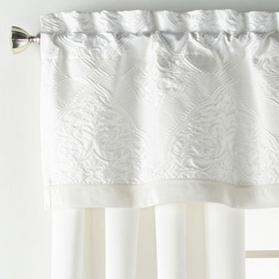 Liz Claiborne Mirage Rod-Pocket Curtain Panel