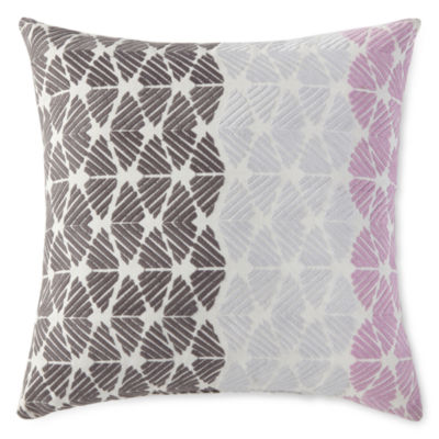 JCPenney Home Arboretum Square Throw Pillow