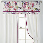JCPenney Home Arboretum Rod-Pocket Curtain Panel