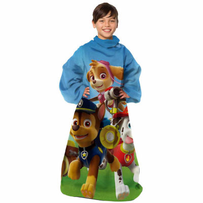 Paw Patrol Race To The Rescue Throw