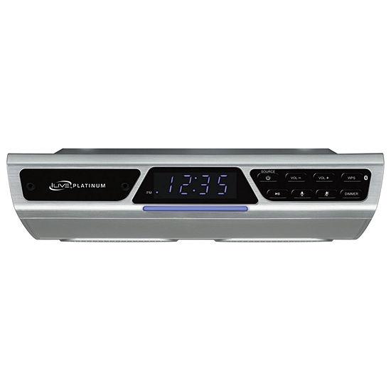 iLive Platinum Wireless Under Cabinet Speaker with Amazon Alexa