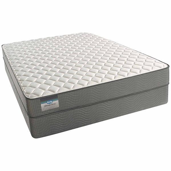 Beautysleep Adrian Firm Top Memory Foam Mattress Box Spring