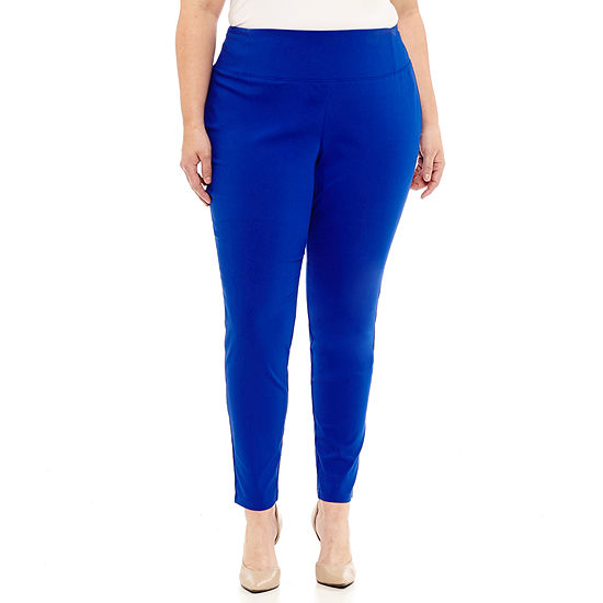 Worthington Pull on Pant Long - Plus