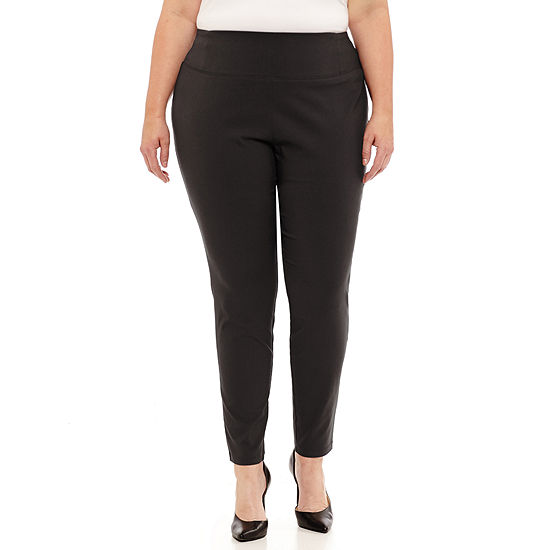 Worthington Pull on Pant Short - Plus
