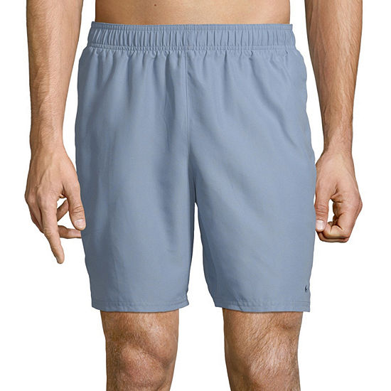 "Nike Vital Solid 7"" Volley Swim Trunks"