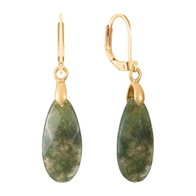 a.n.a Inspirational Jewelry Semi Precious Drop Earrings