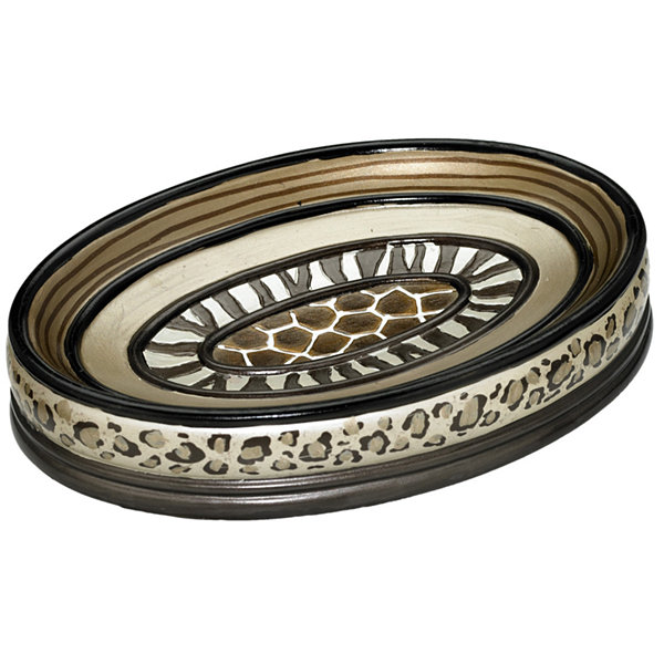 Safari Stripes Soap Dish
