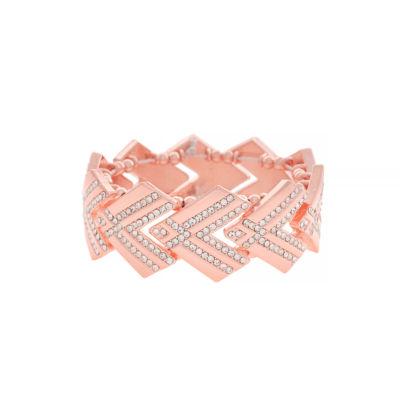 Nicole By Nicole Miller Womens Stretch Bracelet
