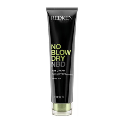 Redken No Blow Dry Airy Cream - 5 Oz.