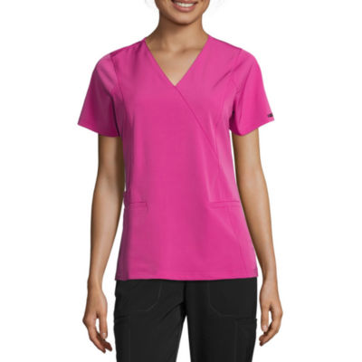 Wonder Wink Womens Scrub Top
