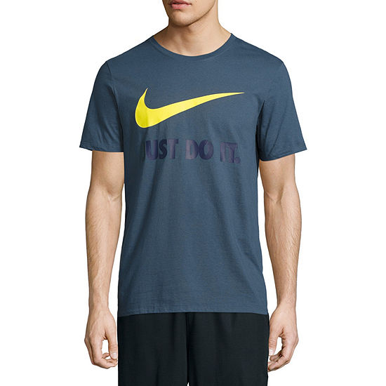9c44b5095 Nike Just Do It Swoosh Tee JCPenney