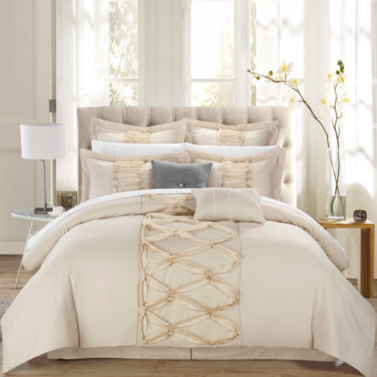 Chic Home Ruth 8-pc. Comforter Set