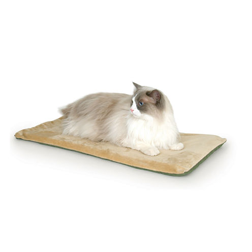 """K & H Manufacturing Thermo-Kitty Mat, 12.5"""" x 25"""" x 0.5"""", 6 Watts"""