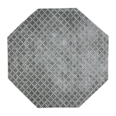 Eureka Diamond Rug