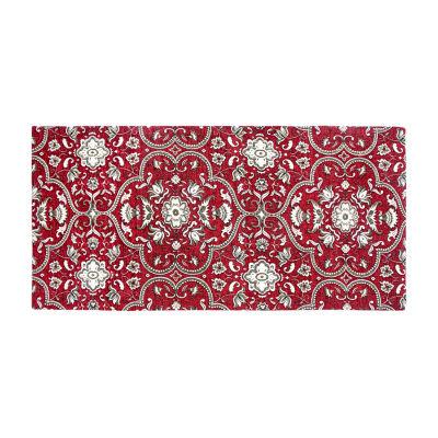 Festoon Collection Rectangular Rug