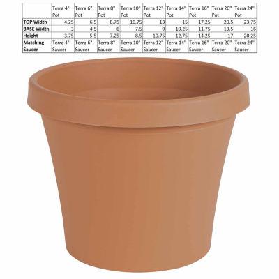 "Bloem Terra Pot 8"" Planter"""