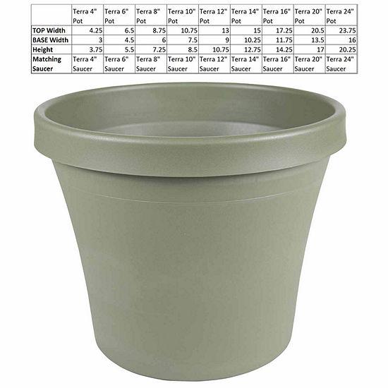 "Bloem Terra Pot 24"" Planter"