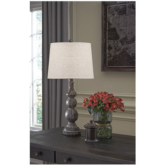 Signature Design by Ashley® Set of 2 Mair Table Lamps