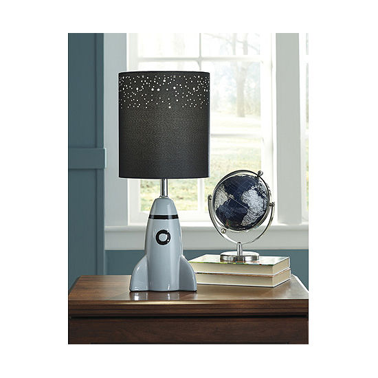 Signature Design by Ashley® Cale Ceramic Table Lamp