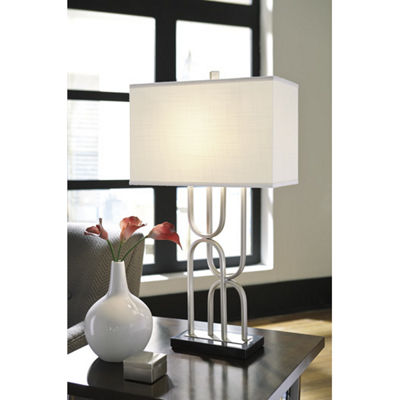 Signature Design by Ashley® Darielle Metal TableLamp