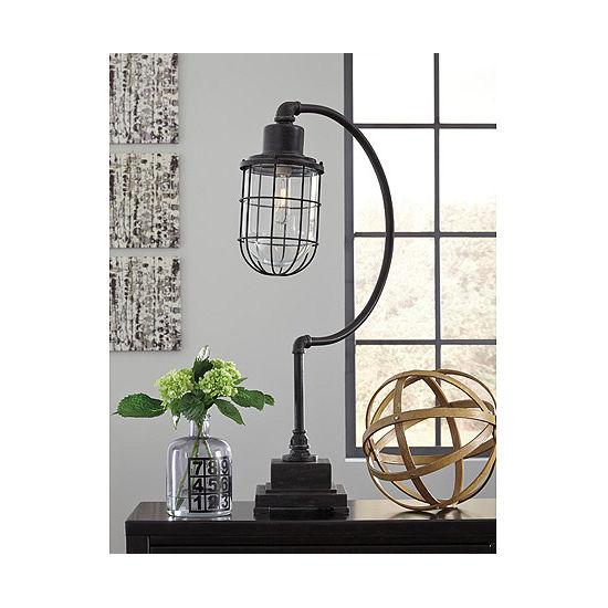 Signature Design by Ashley® Jae Metal Desk Lamp