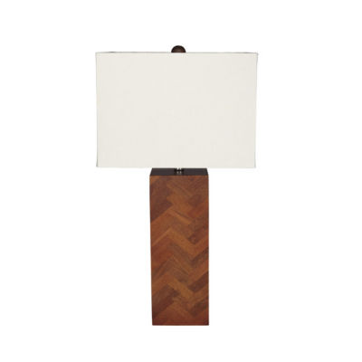 Signature Design by Ashley® Tabeal Wood Table Lamp