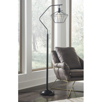 Signature Design by Ashley® Makeika Metal Floor Lamp