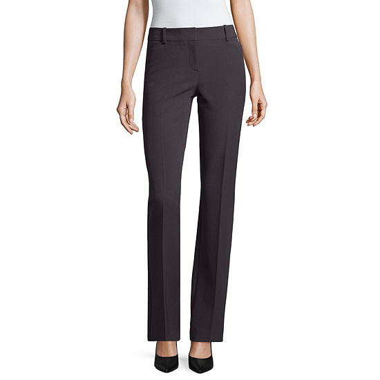 Worthington Womens Bootcut Trouser