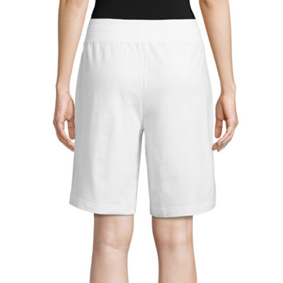 St. John's Bay Active Knit Pull-On Shorts